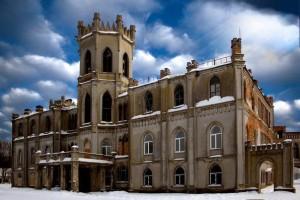 Замок Адольфа Грохольського