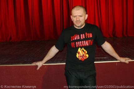 Режисер Тарас Мазур проти рабства і диктату в театрі