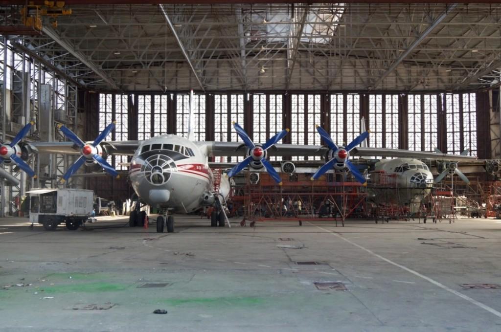Нехуторянські плани «Хуторка» або Замах на авіаремонтний завод