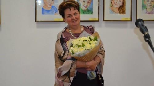 Художниця і письменниця Галина Невінчана відзначила ювілей персональною виставкою й свіжовиданою оригінальною книгою