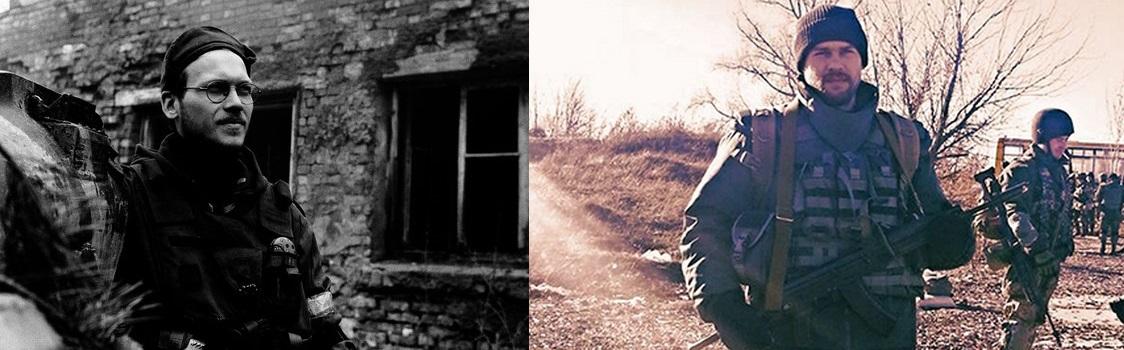 """Кіношний """"Псих"""" та його прототип - випускник Білоцерківського медколеджу, Герой України - Ігор Зінич"""