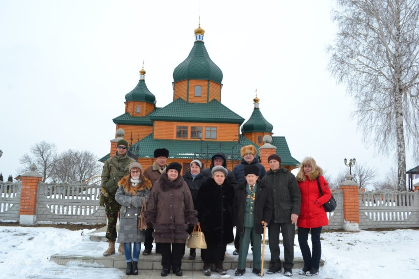 Білоцерківська «Просвіта» вшанувала славетних земляків