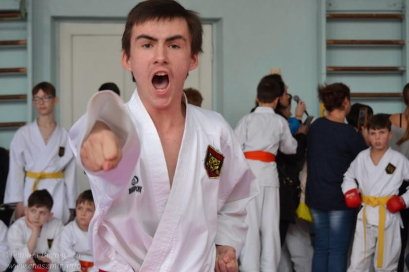 Обласний турнір з карате провели на новому татамі