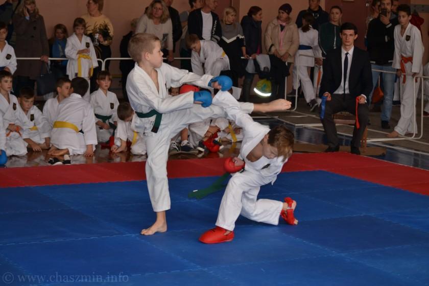 Кращі серед кращих. Масштабний турнір клубу карате «Дайтан» відбувся в СКА №7