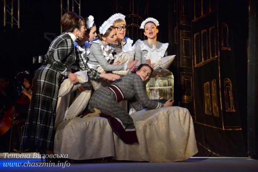 «Моя чарівна леді» почала нову сторінку в історії театру імені Саксаганського