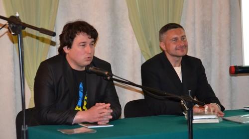 В Білоцерківському краєзнавчому музеї презентували книжку про Євгена Коновальця