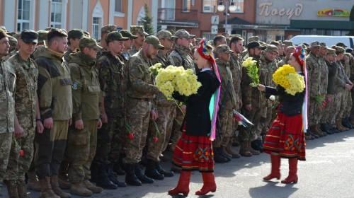 """Білоцерківці зустрічають """"Чорних запорожців"""". Різні роки..."""