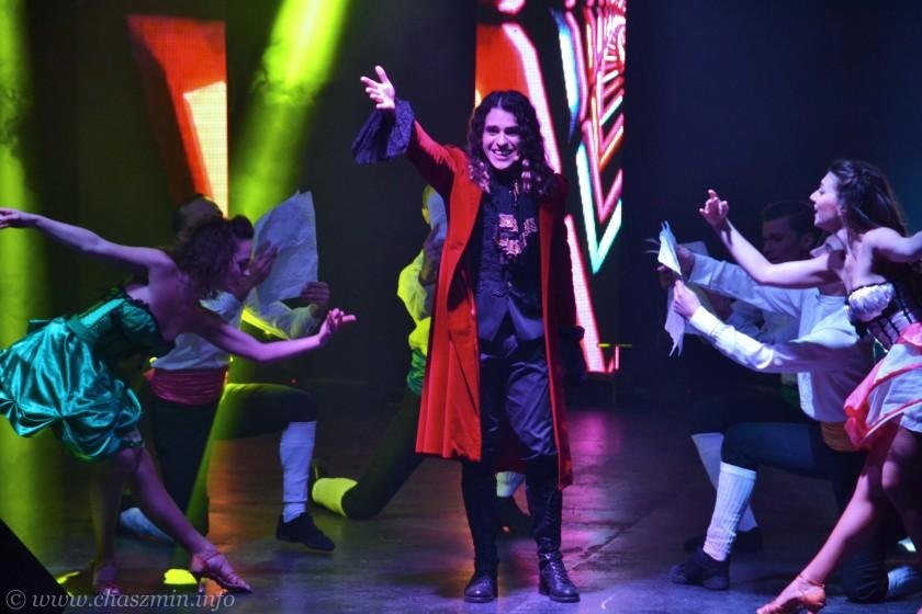 Білоцерківський «Новий театр» відкрився бродвейським шоу