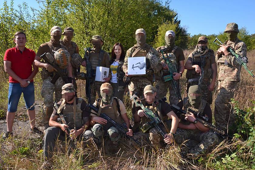 """Квадрокоптер для найкращої групи ССО, або як воює український """"спецназ"""""""