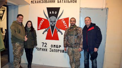 72 бригада. Повернення в Авдіївку