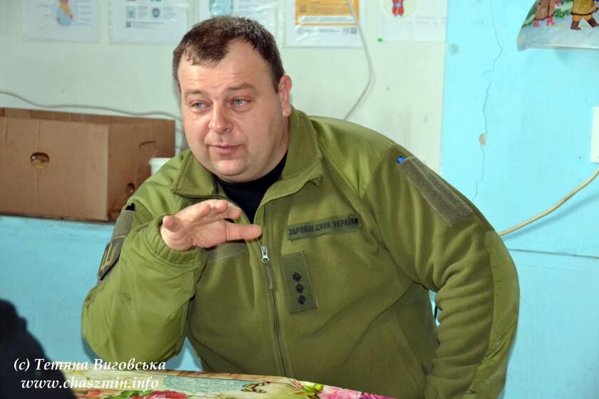 Руслан Сулименко: Дістаю гранату, висмикую чеку і простягаю сепарам – на!