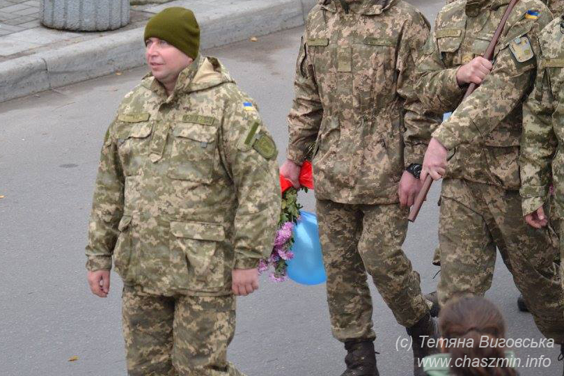 """Легендарний """"Слов'ян"""" на чолі 1-го мехбату 72 бригади"""